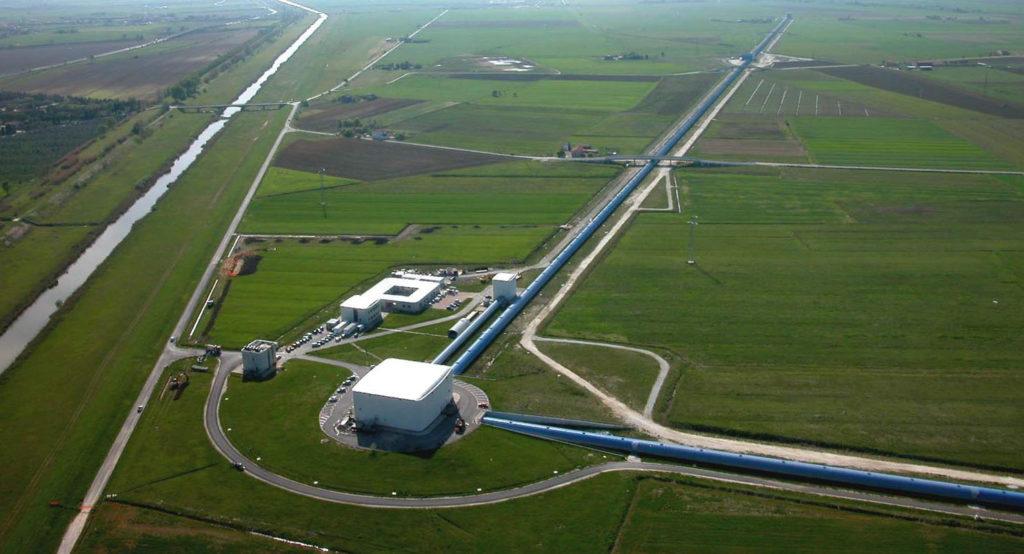 Virgo Aerial View